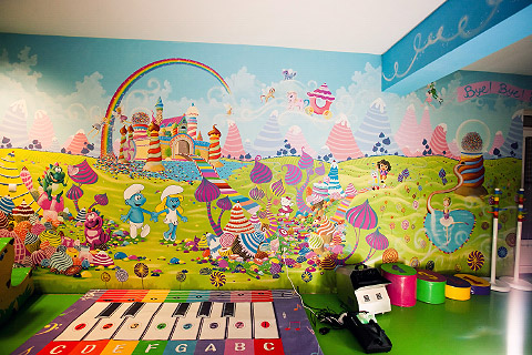 Interijer igraonice Lollipop - slika 3